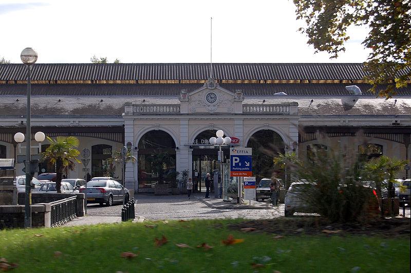 Gare-de-Pau